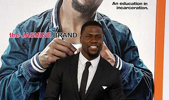 Kevin Hart Posts Photo of Burglar Who Robbed His Home: We are on yo ass!