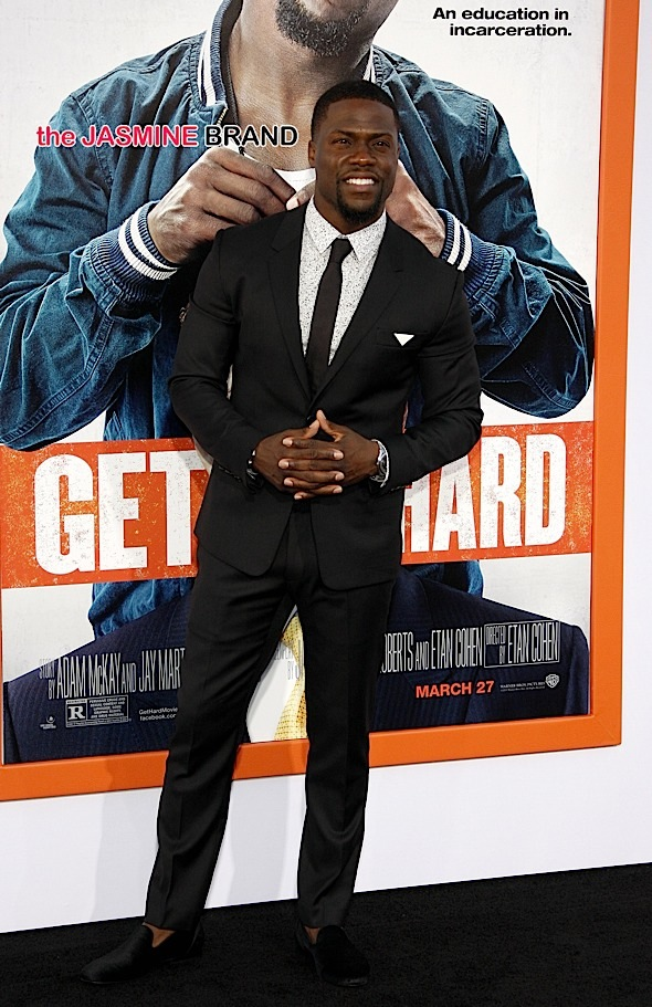 """Get Hard"" Los Angeles Premiere - Arrivals"