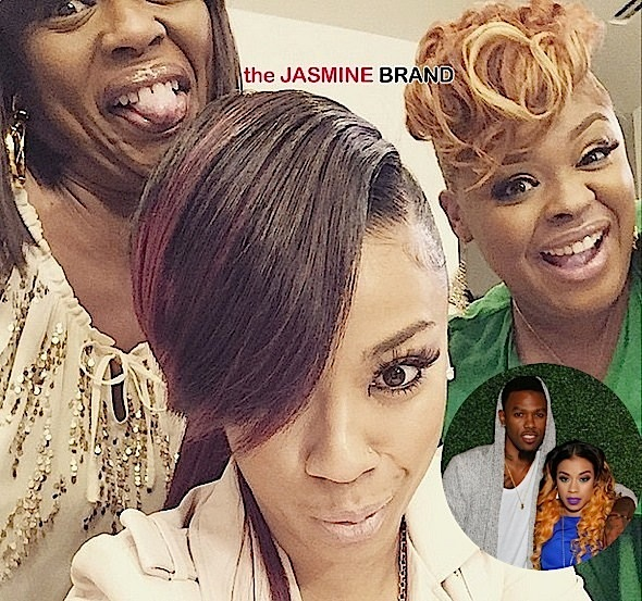 [INTERVIEW] Keyshia Cole On Returning to Reality TV: It's necessary to re-visit a lot of opened wounds. + Keyshia Blasts Estranged Husband  — AGAIN!