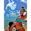 ludacris wife-eudoxiee pregnant-ovary hustlin-the jasmine brand