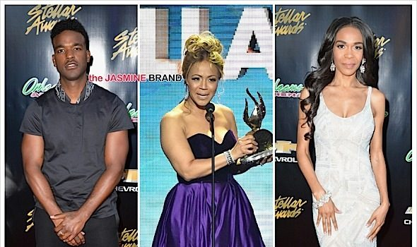 2015 Stellar Music Awards Photos: Michelle Williams, Erica Campbell, Luke James, Yolanda Adams, Chante Moore & More [Photos]