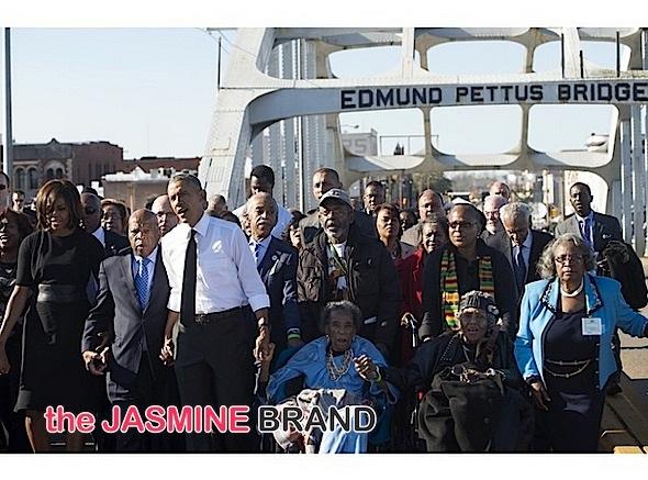 march-Bloody Sunday Selma 50 Anniversary-the jasmine brand