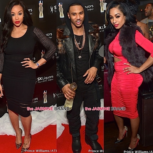 After-Party Behavior! Trey Songz, Fabolous, Karlie Redd, Masika Kalysha Hit the Club [Photos]