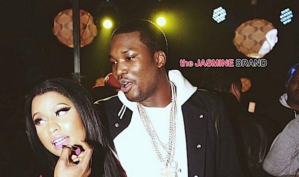 Nicki Minaj Gushes About Boyfriend Meek Mill: We're SUPER compatible! + Calls Tyga 'Disrespectful' [AUDIO]