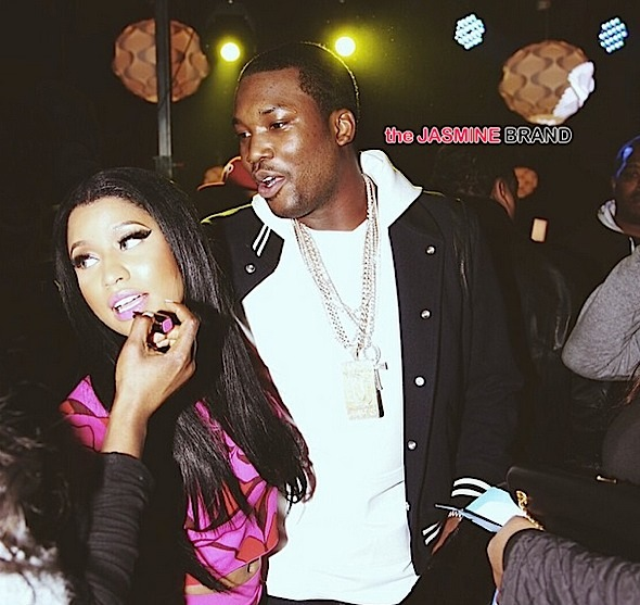 Nicki Minaj Gushes About Boyfriend Meek Mill: We're SUPER compatible! + Calls Tyga 'Disrespectful' [AUDIO]