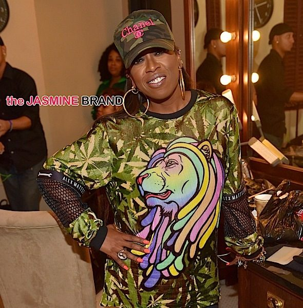 Missy Elliott On Feeling Pressured & Second Guessing Herself: It was a time where I felt like, 'do I still have it'?