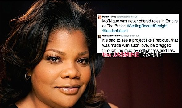He Said, She Said: Creator Says Mo'Nique Was Never Offered 'Empire' Or 'The Butler' Roles
