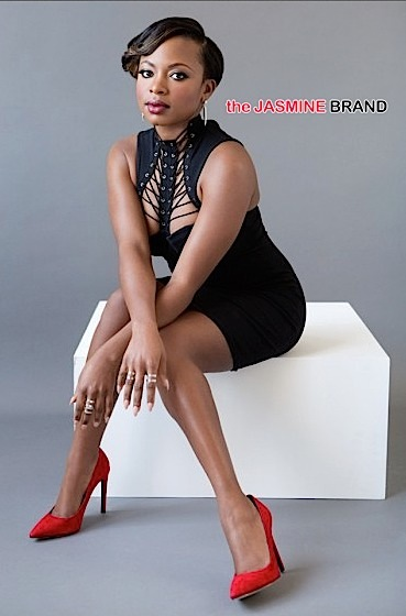 Naturi Naughton Talks 'Power' & Black Women in Hollywood: It's about time!