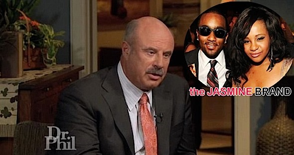 nick gordon-to appear on dr phil-the jasmine brand