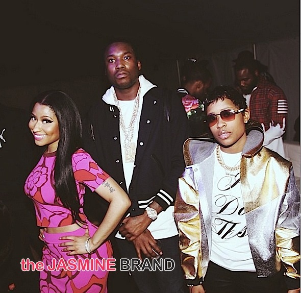 nicki minaj-meek mill-dej loaf-ciaa celebrities 2015-the jasmine brand