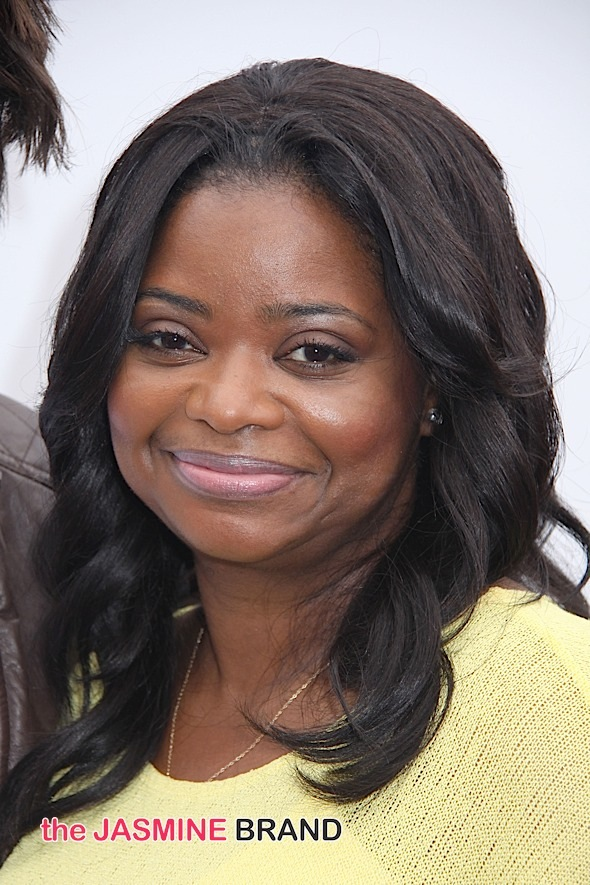 "Octavia Spencer May Star In Apple's ""Are You Sleeping"""