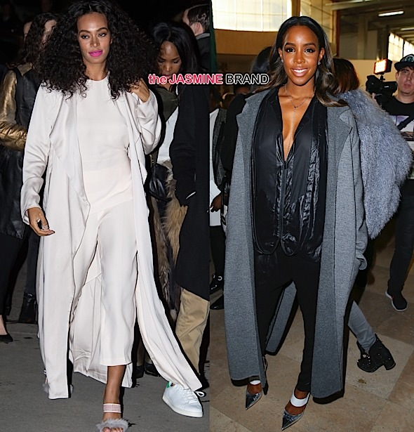 paris fashion week-pfw 2015-solange knowles-kelly rowland-the jasmine brand