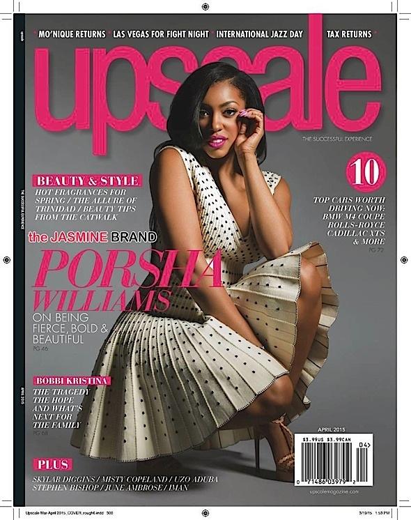 porsha williams upscale-the jasmine brand