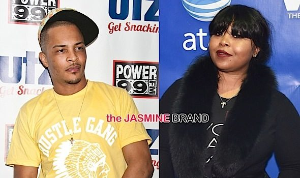 Rapper T.I. & Shekinah Slam Each Other On Instagram: He kicked me off his show!