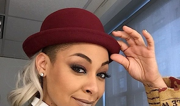 Raven Symone Addresses Black Twitter On New Freestyle: How You Gonna Revoke My Black Card? It's The Color Of My Skin Boo Boo!