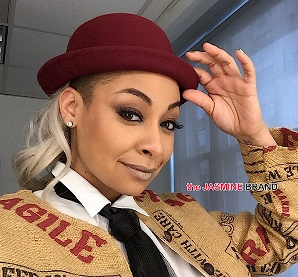 Raven Symone Urges Voters 'Don't Get Swallowed By The Foolishness, Inform Yourself!'