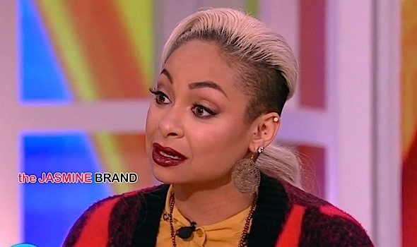 Raven-Symoné Defends Host Who Made Ape Joke about Michelle Obama: Some people look like animals. [VIDEO]