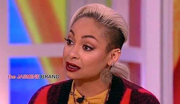 Raven Symoné Says She Was 'Catfished' When She Joined 'The View': I Thought It Was Going To Be Fun & Exciting
