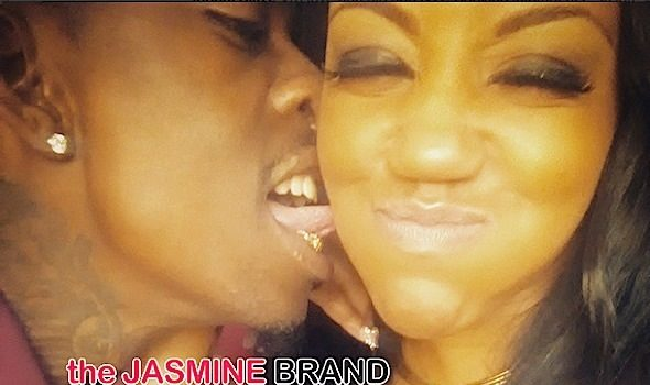 [Cup Cakin'] Rich Homie Quan & Reality Star Jhonni Blaze OD With Instagram PDA