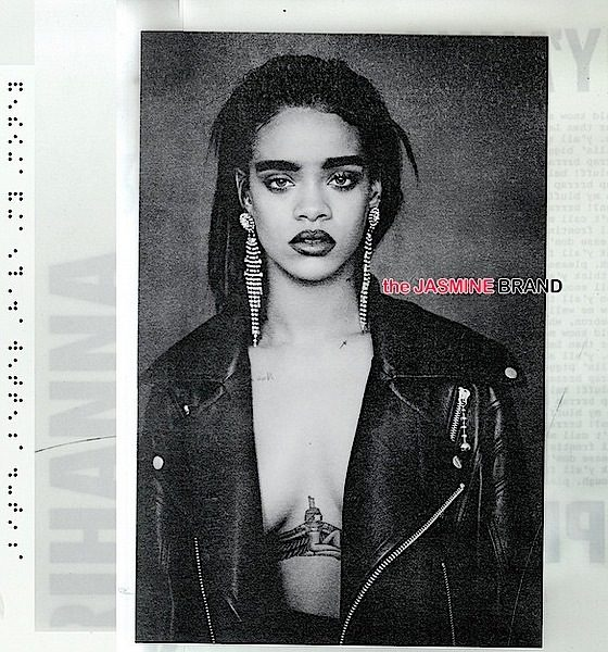 RIHANNA 'B*tch Better Have My Money' [New Music]