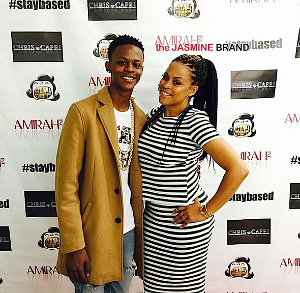 shaunie oneal son-launches clothing line-the jasmine brand