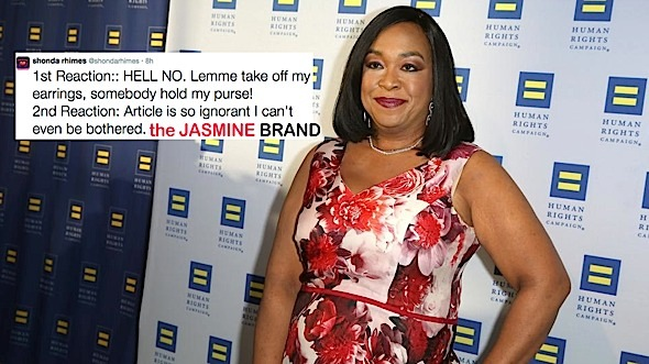 Shonda Rhimes Blasts Deadline's Diversity Story: This article is so ignorant!
