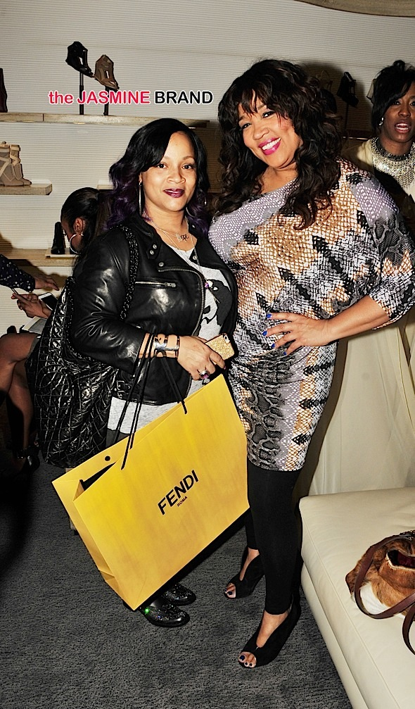"""2015 Fendi and SCDAA """"Iconic Women"""" Awards at Fendi in Beverly Hills on March 5, 2015"""