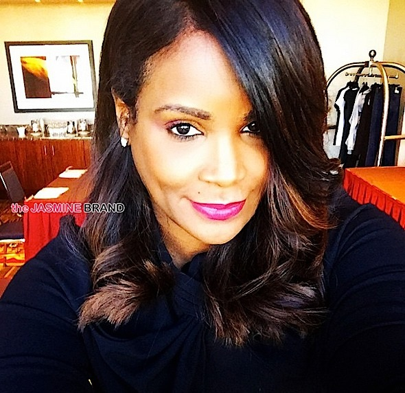 [INTERVIEW] Tameka Raymond Talks Usher's Engagement, Rumored Sex Tape & Crushing On Idris Elba