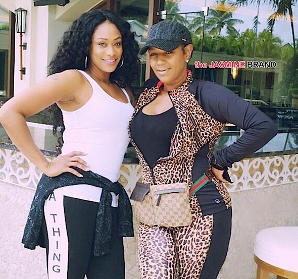 Tami Roman & Shaunie O'Neal Caught Filming 'Basketball Wives LA' + Kenya Moore Lands New Pilot?