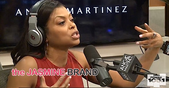 Taraji P. Henson Admits Auditioning for 'Scandal', Shoots Down 'Baby Boy 2' [VIDEO]