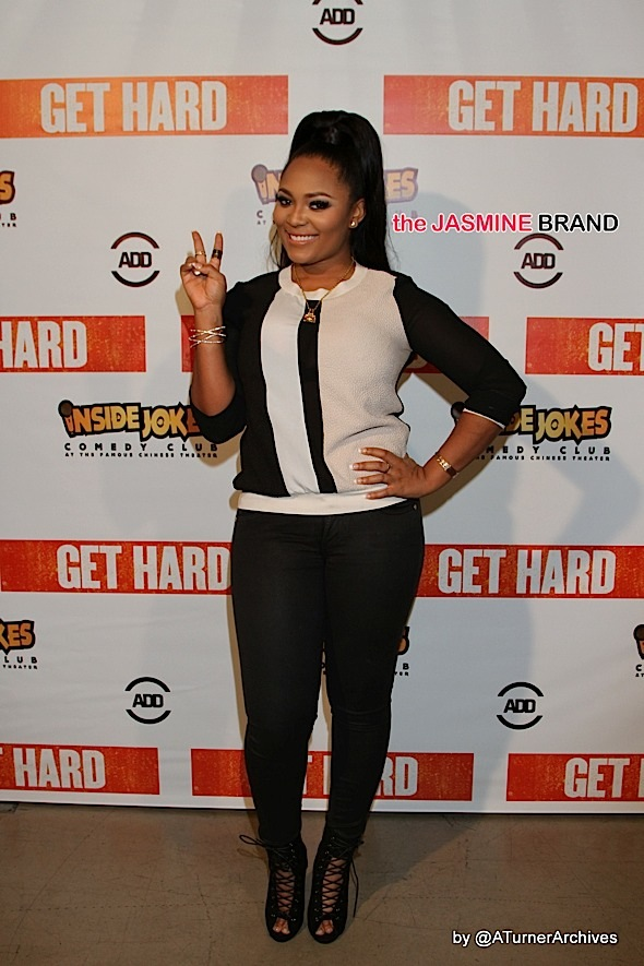 Warner Bros.Pictures GET HARD special sreening with All Def Comedy LIVE powerd by The Brand Group