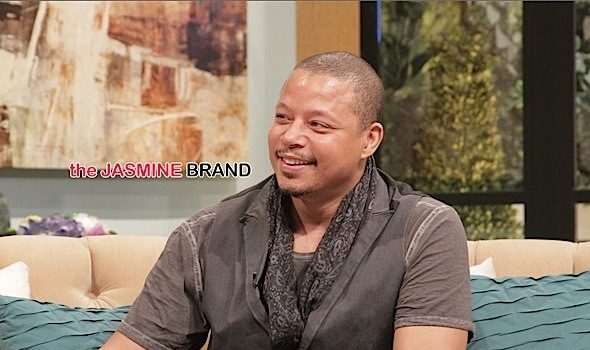 Terrence Howard Allows White Friends to Use N-Word: It's just a noun. [VIDEO]