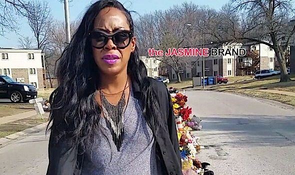 Actress Tichina Arnold Documents Trip to Ferguson + New Details On Shot Officers Released