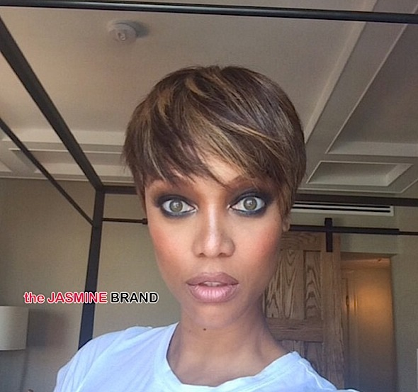 Tyra Banks Talks ANTM Changing High Fashion, Leaving Talk Show