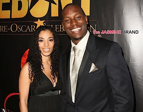 Tyrese: I Only Married My Ex Wife To Keep Her In The Country