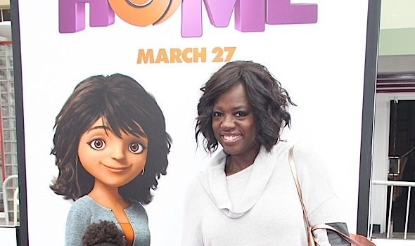 'Home' LA Premiere: J.Lo, Viola Davis, Rihanna, Yara Shahidi, Garcelle Beauvais Attend [Photos]