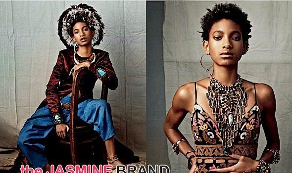 Willow Smith Poses For CR Fashion Book [Photos]