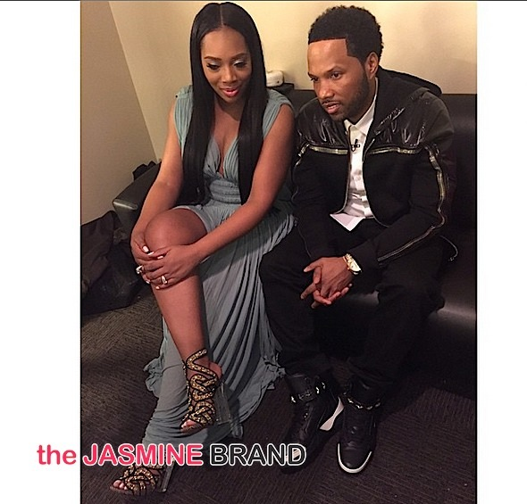 Yandy Smith & Hubby Mendeecees Slammed By Baby Mama Samantha Wallace