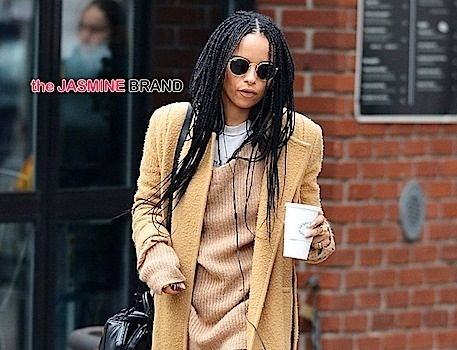 Celebrity Stalking: NeNe Leakes, Karrueche Tran, Zoe Kravitz, Christina Milian, Garcelle Beauvais & Fabolous [Photos]