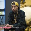 L.A. Gear And TYGA Present The Liquid Gold Shoe Launch At Shiekh Shoes