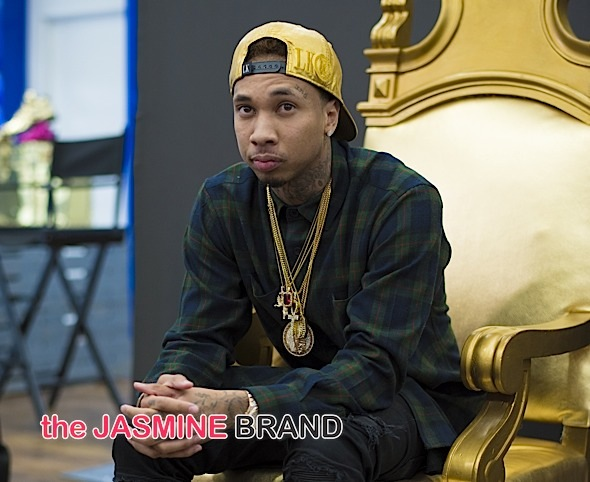 (EXCLUSIVE) Tyga Secretly Filed for Chapter 13 Bankruptcy