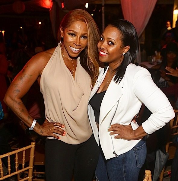 ATL Live on the Park Draws: Keshia Knight-Pulliam, Tameka Raymond, Monyetta Shaw, Bobby V & AJ Johnson [Photos]