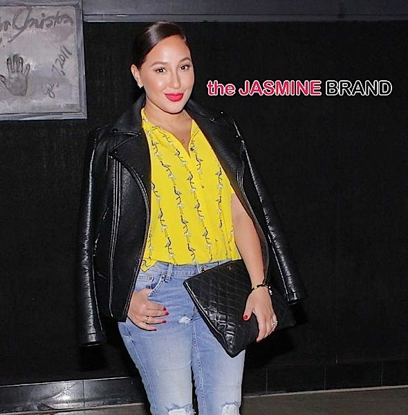 T.I., Tiny Harris, Evan Ross, Adrienne Bailon Attend 'All Def Comedy Live' [Photos]