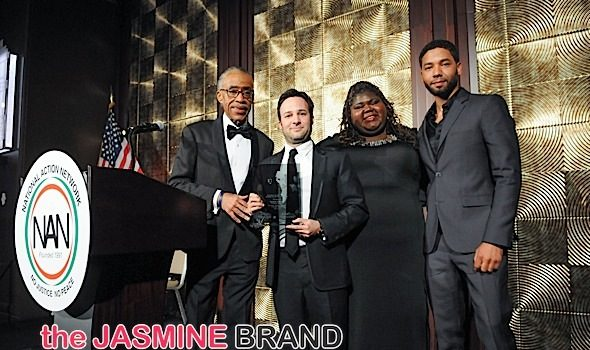 National Action Network Celebrates 'Keepers of the Dream' Dinner: Lee Daniels, Jussie Smollett, Anthony Anderson, Judge Mathis Attend [Photos]