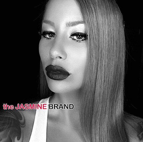Amber Rose-Jessica Rabbit-the jasmine brand