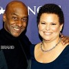 BET's Stephen G. Hill, Debra Lee