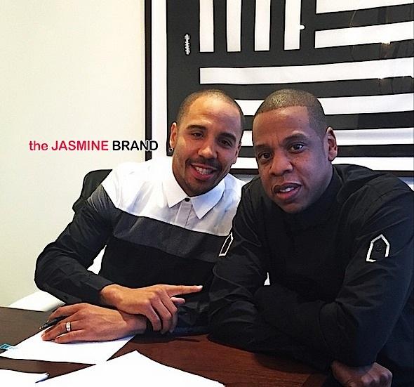 Andre Ward, Jay Z
