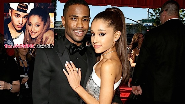 Big Sean and Ariana Grande Split Over Justin Bieber-Immaturity-the jasmine brand