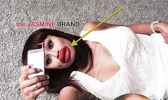 Blac Chyna Shades Kylie Jenner's Lip Challenge + Kylie Speaks Out