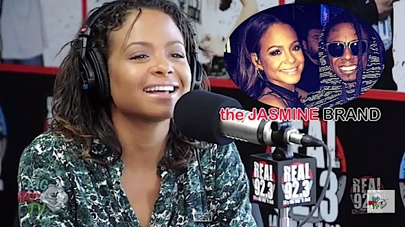 Christina Milian Explains Rumored Engagement Ring From Lil Wayne [VIDEO]